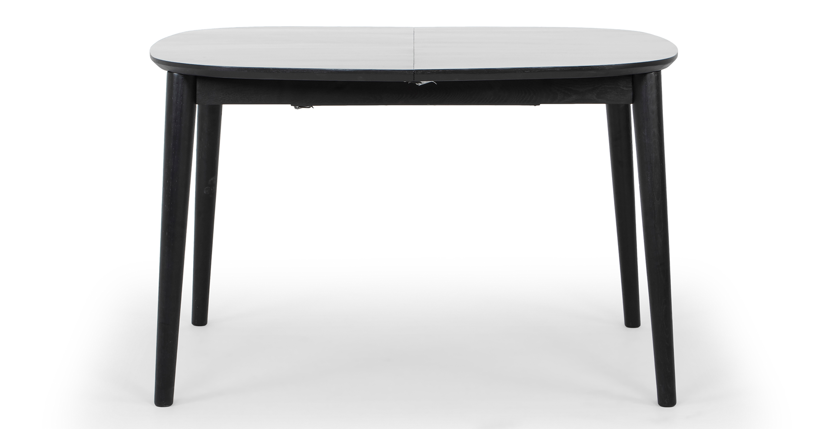 "Noval 47"" Dining Table, Oak Black"