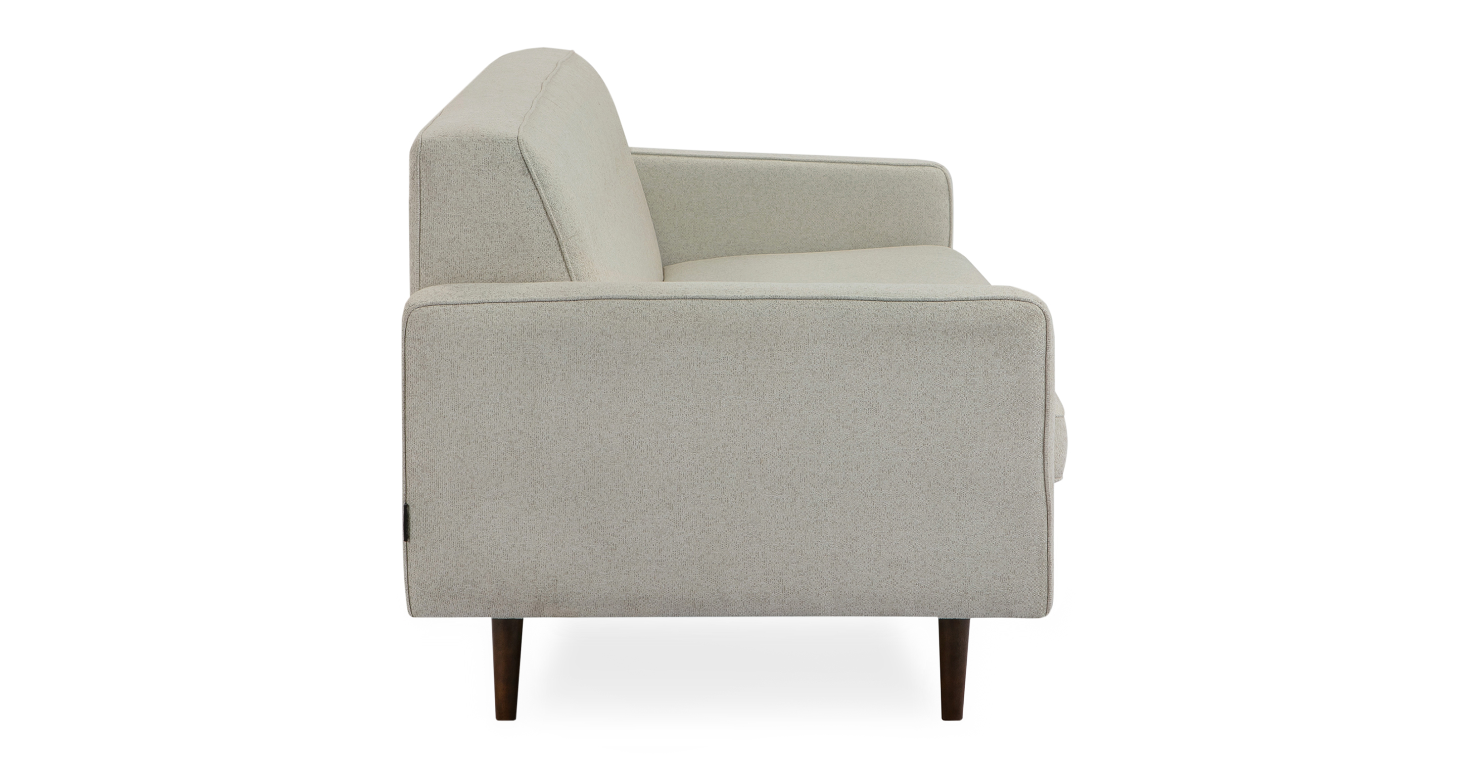 """Eleanor 85"""" Fabric Sofa,  Mello Twill"""