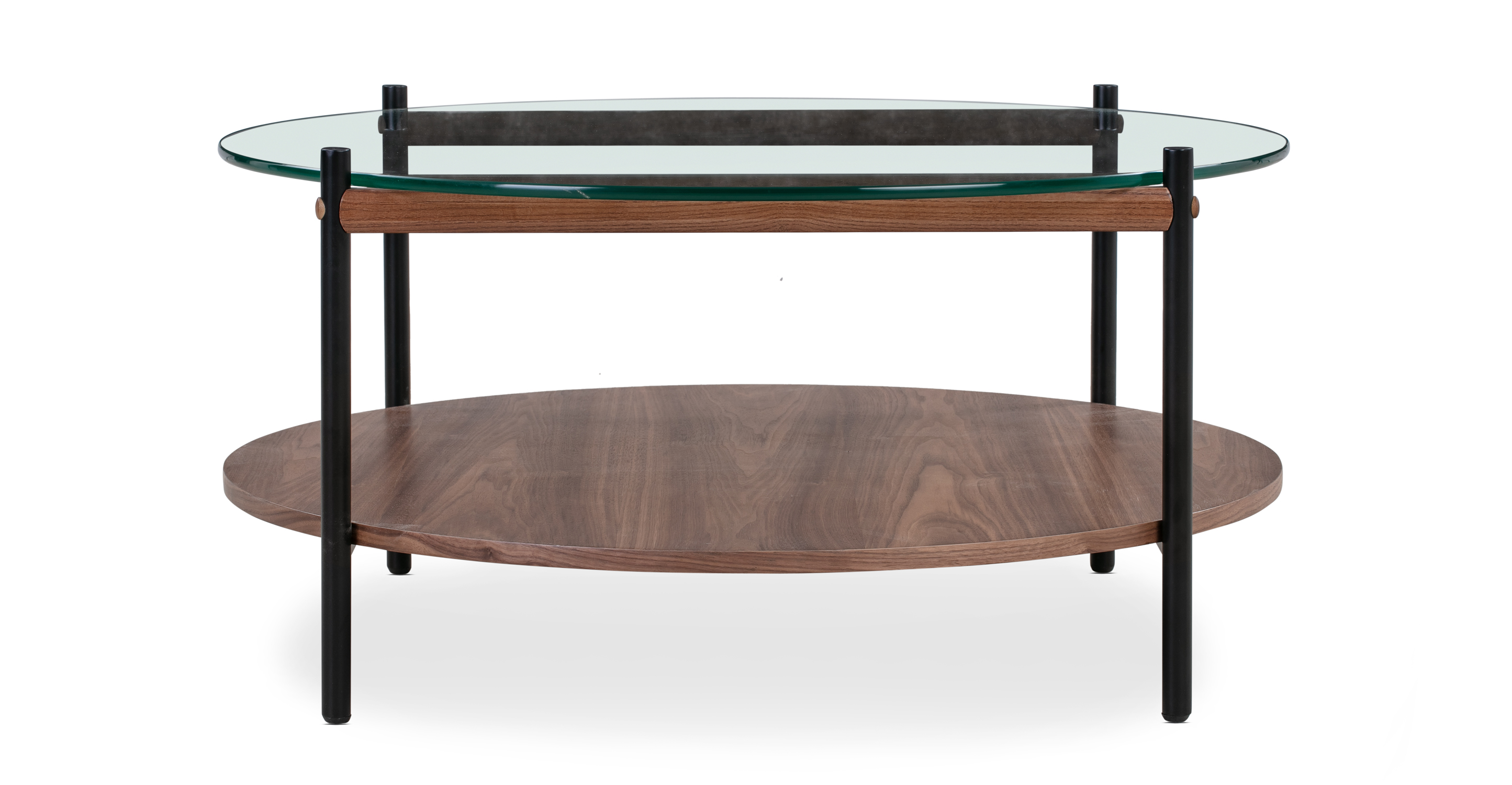 "Urbane 31"" Coffee Table, Walnut"