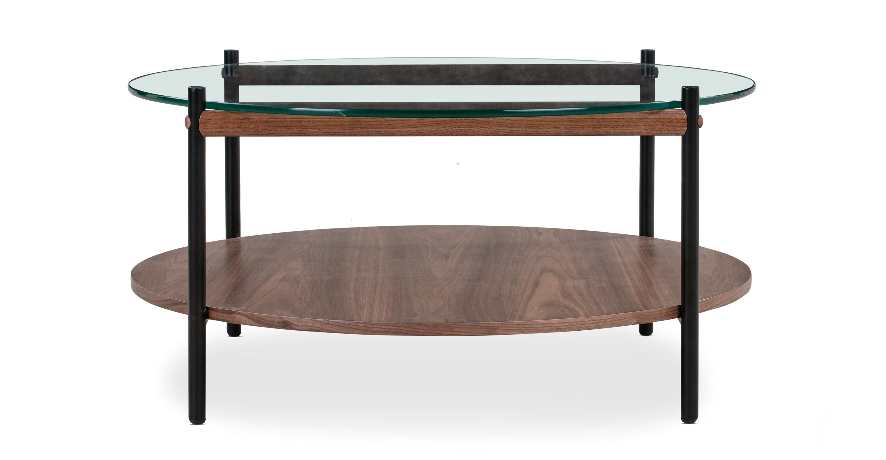 "Urbane 31"" Coffee Table, Walnut"