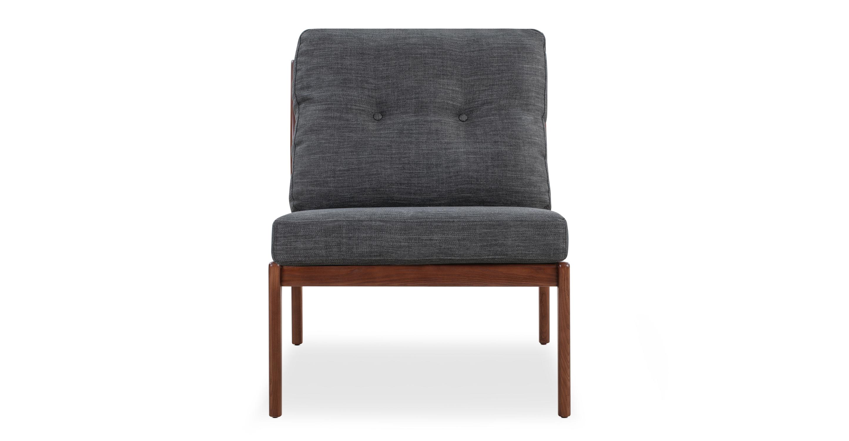 "Urbane 23"" Fabric Chair, Walnut/Drexlan"