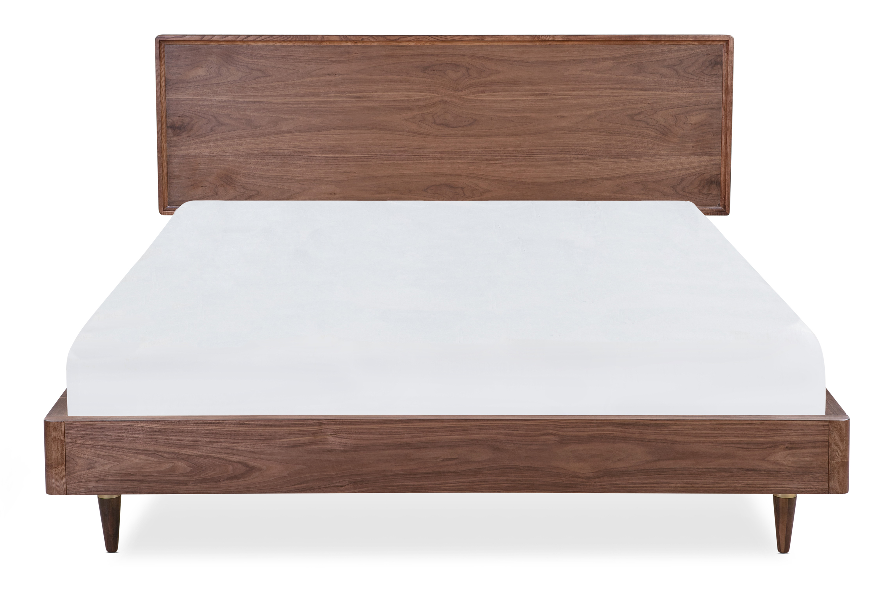 Dream Bed Queen, Walnut