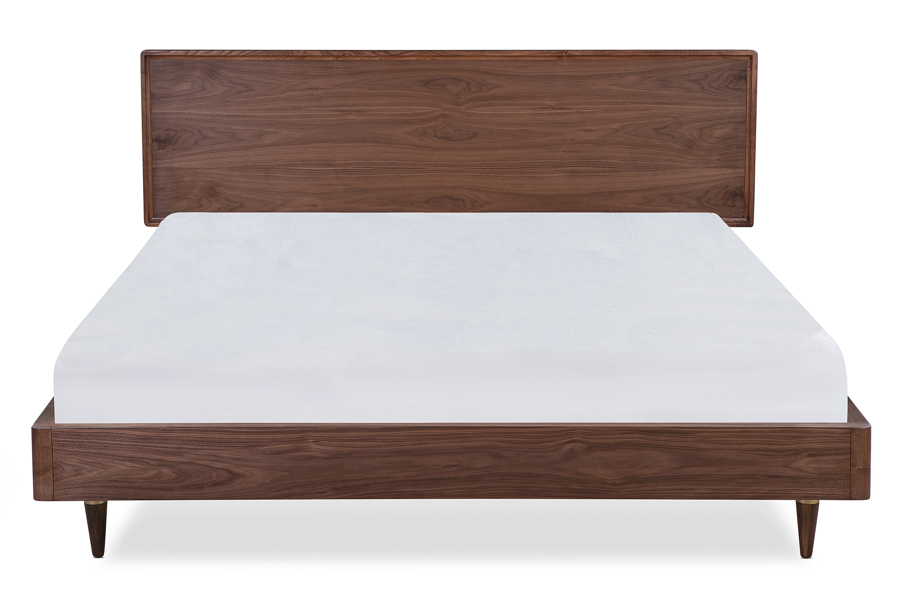 Dream Bed King, Walnut