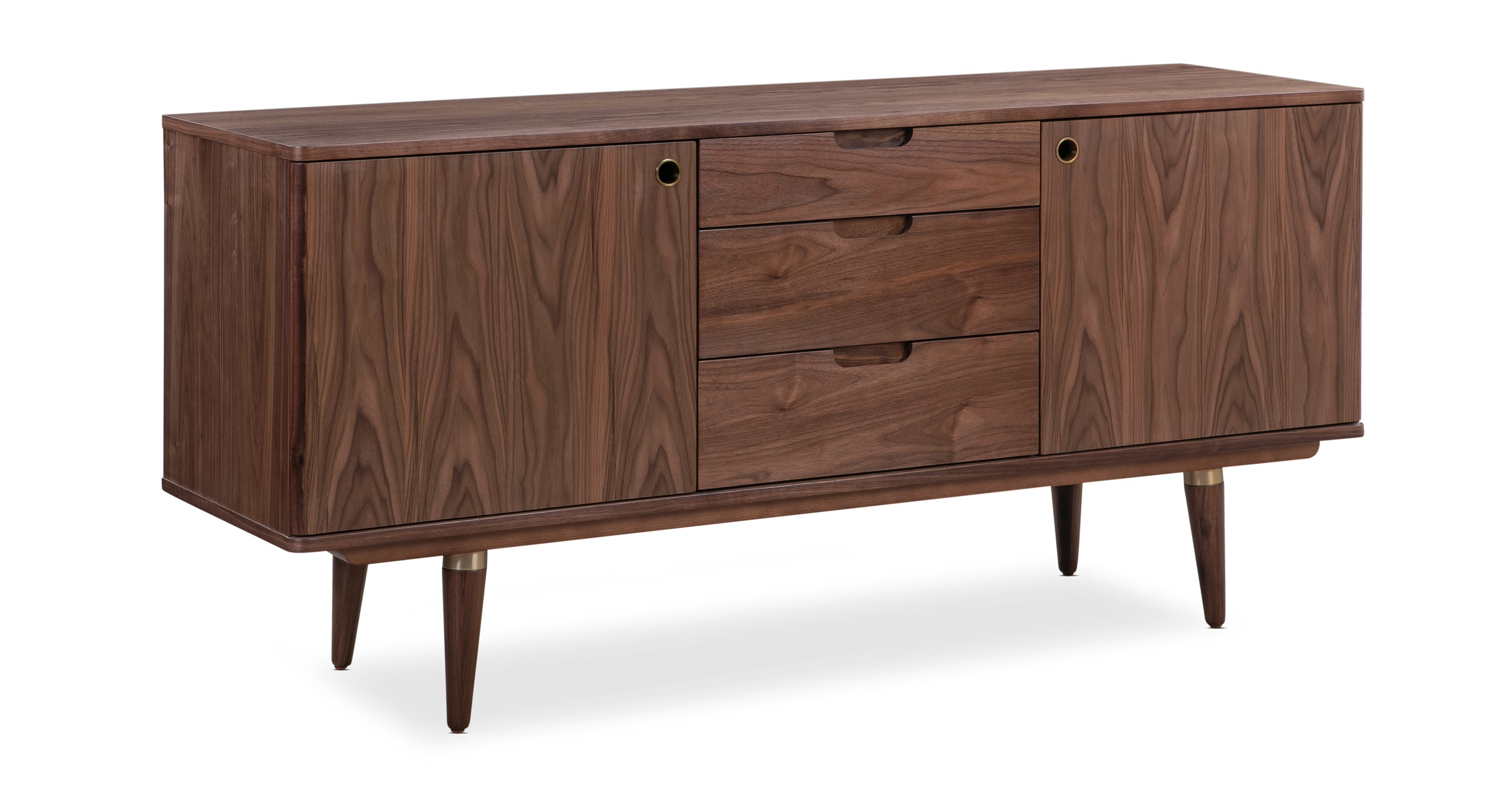 "Dream 63"" Cabinet, Walnut"
