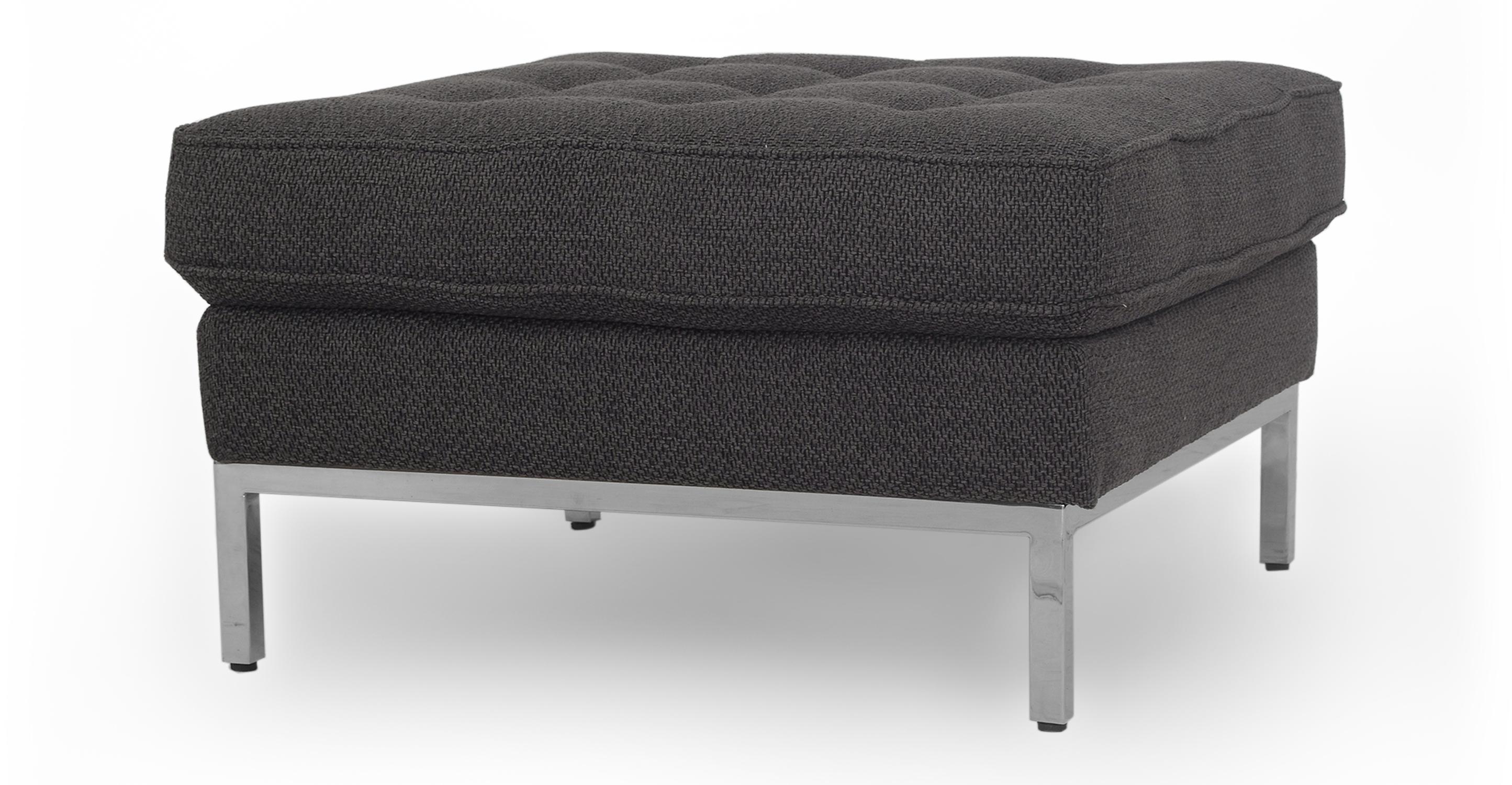 "Florence 28"" Fabric Ottoman, Niemeyer"