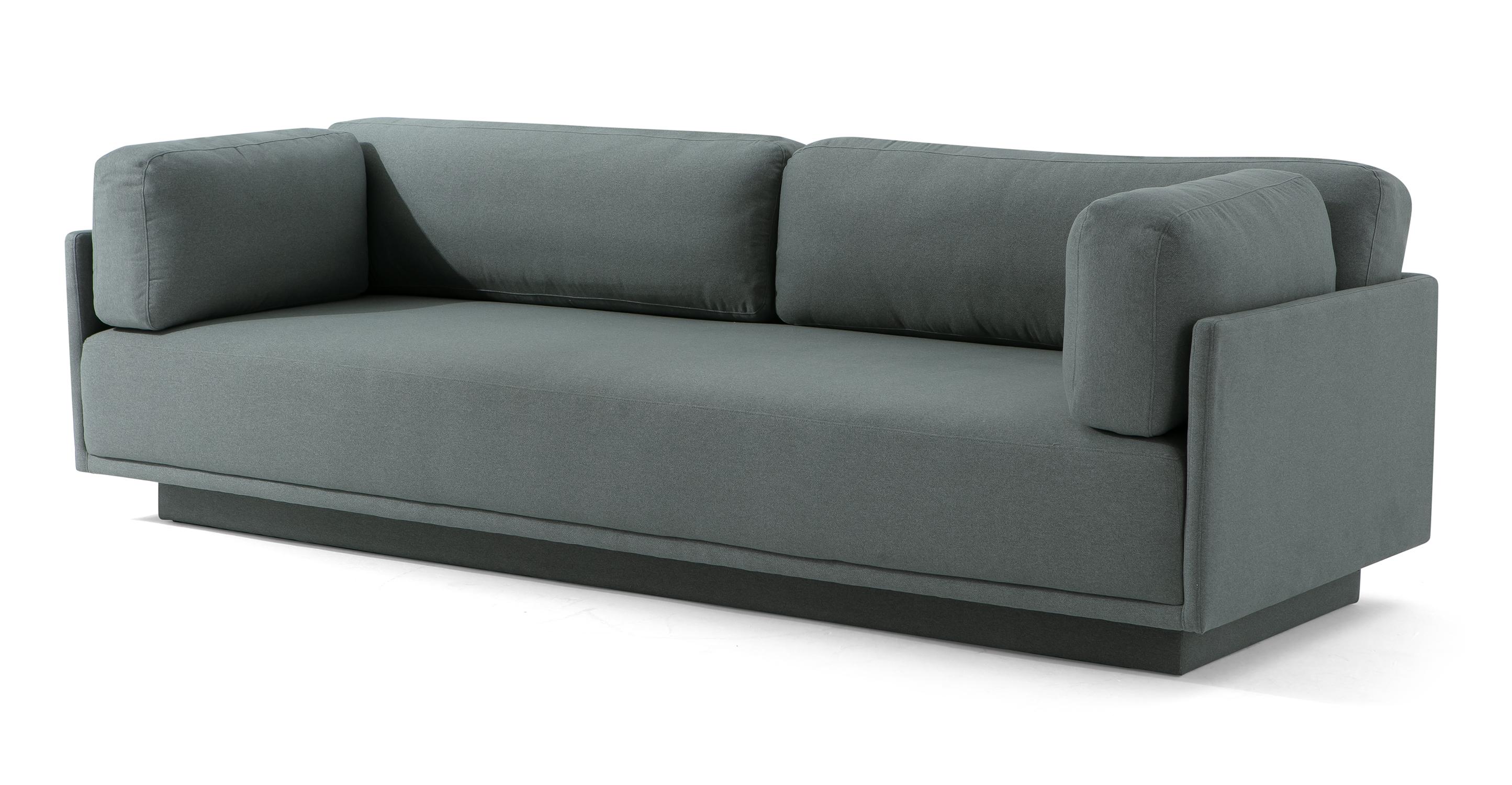 "Cribb XL 102"" Fabric Sofa, Pigeon"
