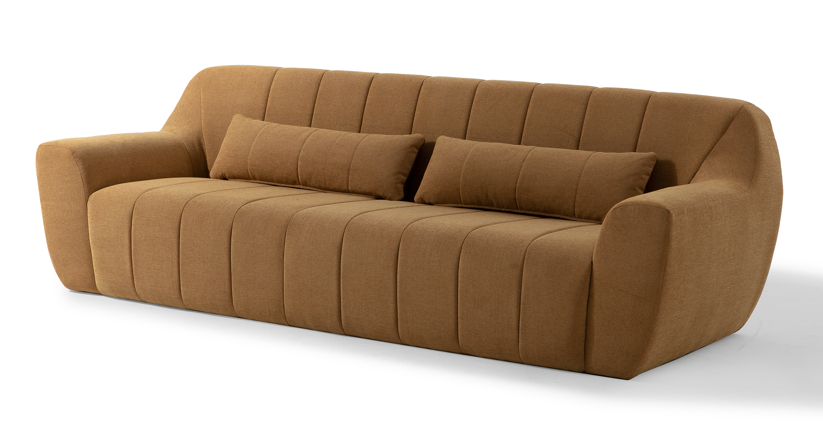 "Cooper 101"" Fabric Sofa, Cumin"
