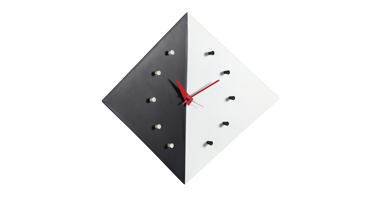 George Nelson Kite Clock