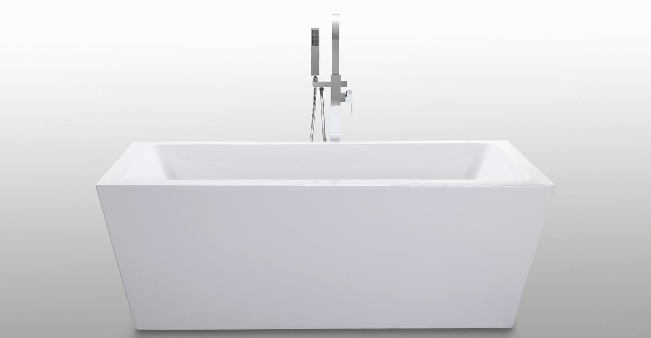 "Centaur Bathtub 67"", White"