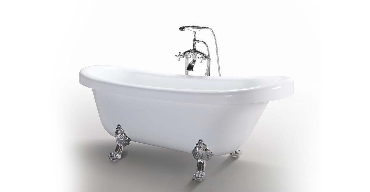 acrylic modern tub