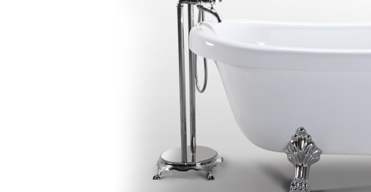 modern clawfoot tub helixbath