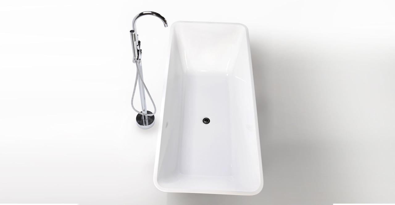 "Parva Bathtub, 59"""