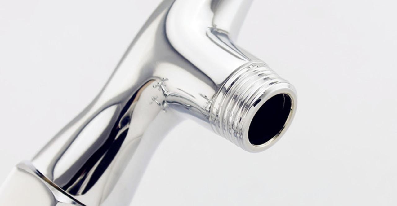 London Calling Tub Faucet, Chrome