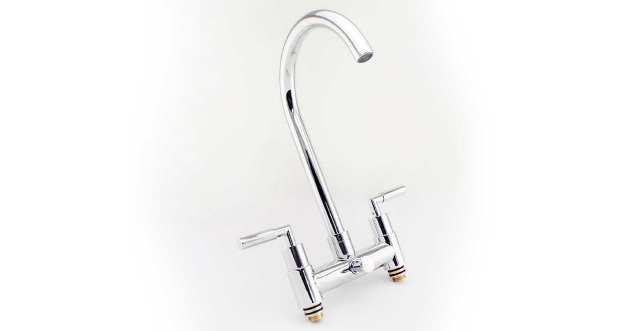 Sutherland Tub Faucet, Chrome