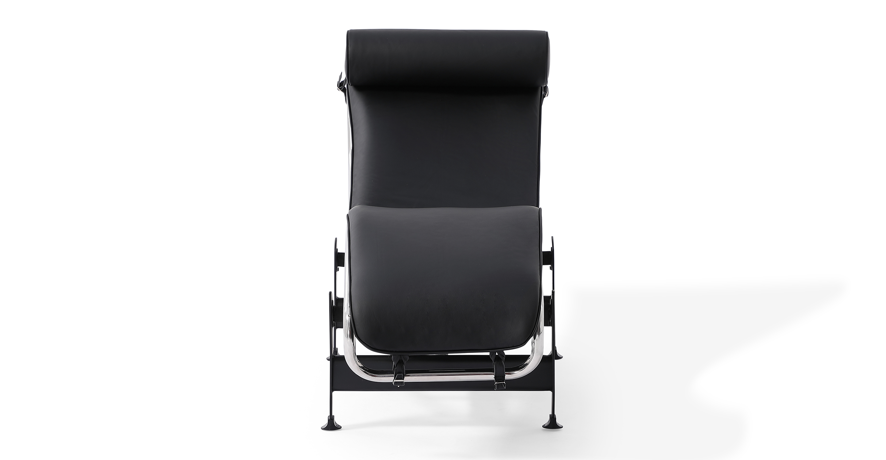 Gravity Chaise Lounge, Black