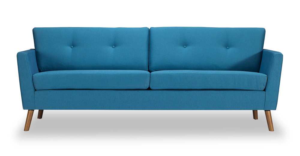 Articulate Modern Sofa, Urban Surf