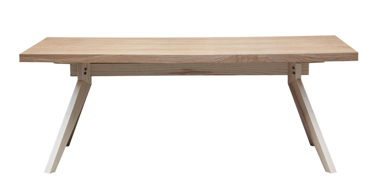 Superbe Audrey Dining Table, Ash ...