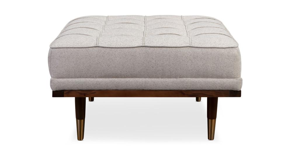 Pleasant Woodrow 30 Box Ottoman Walnut Mello Uwap Interior Chair Design Uwaporg