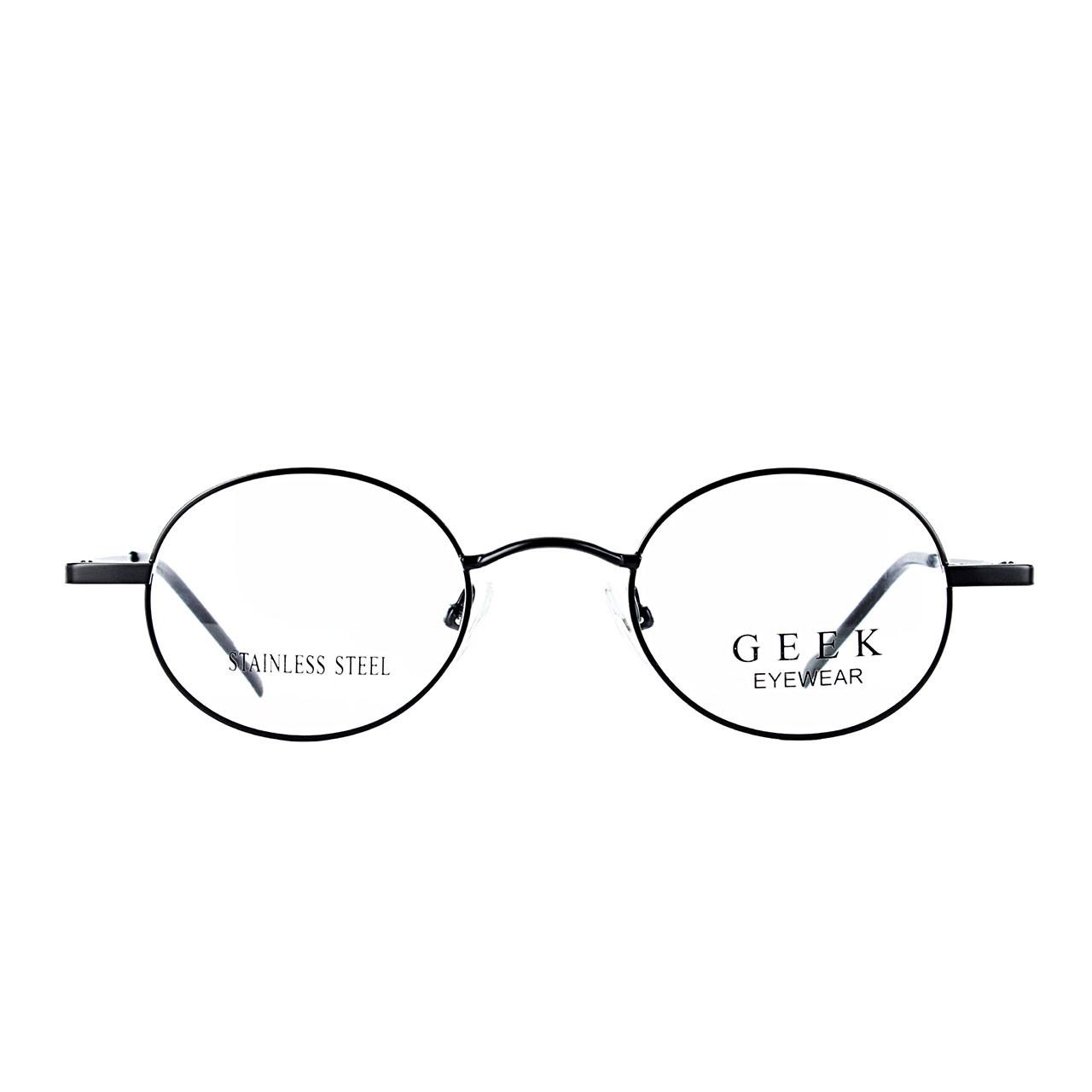 GEEK Eyewear Geek Harry Stainless Steel