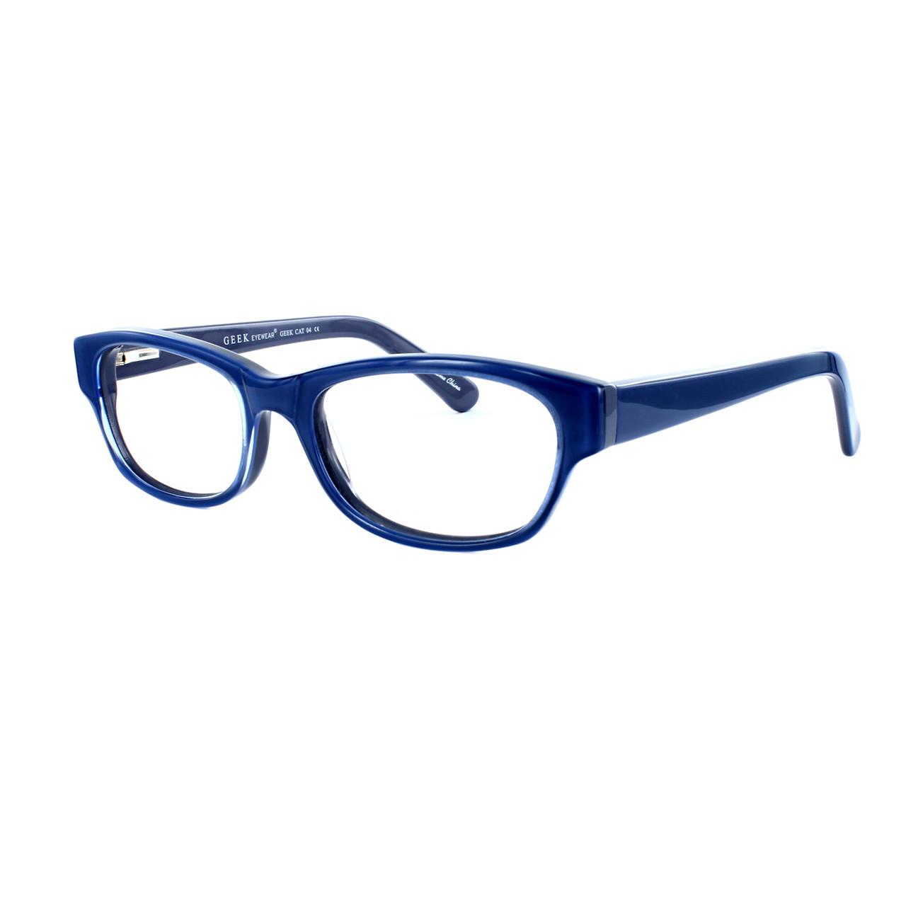 Geek CAT 04 Blue