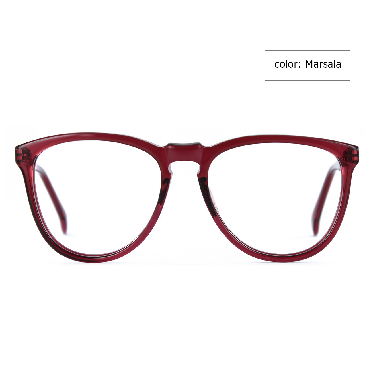 color: Marsala
