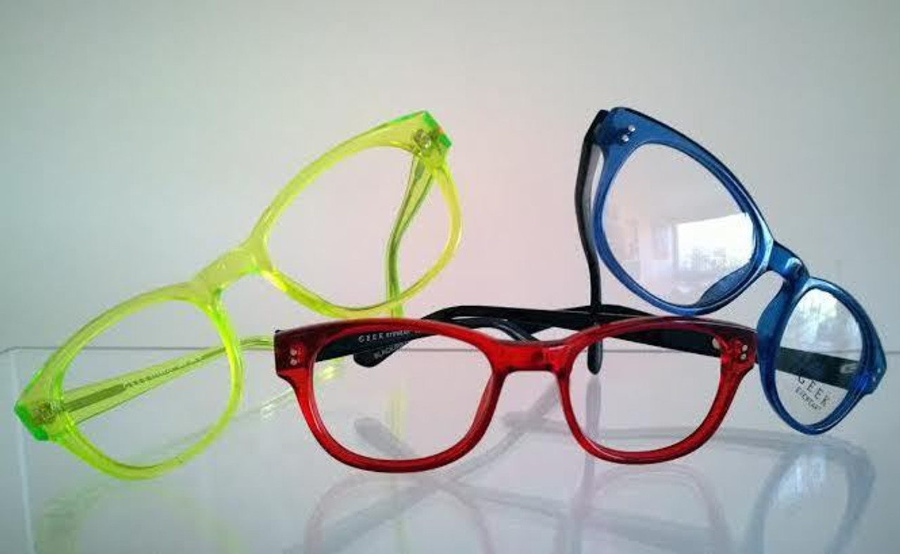 GEEK Eyewear GEEK 124 Sunlgass