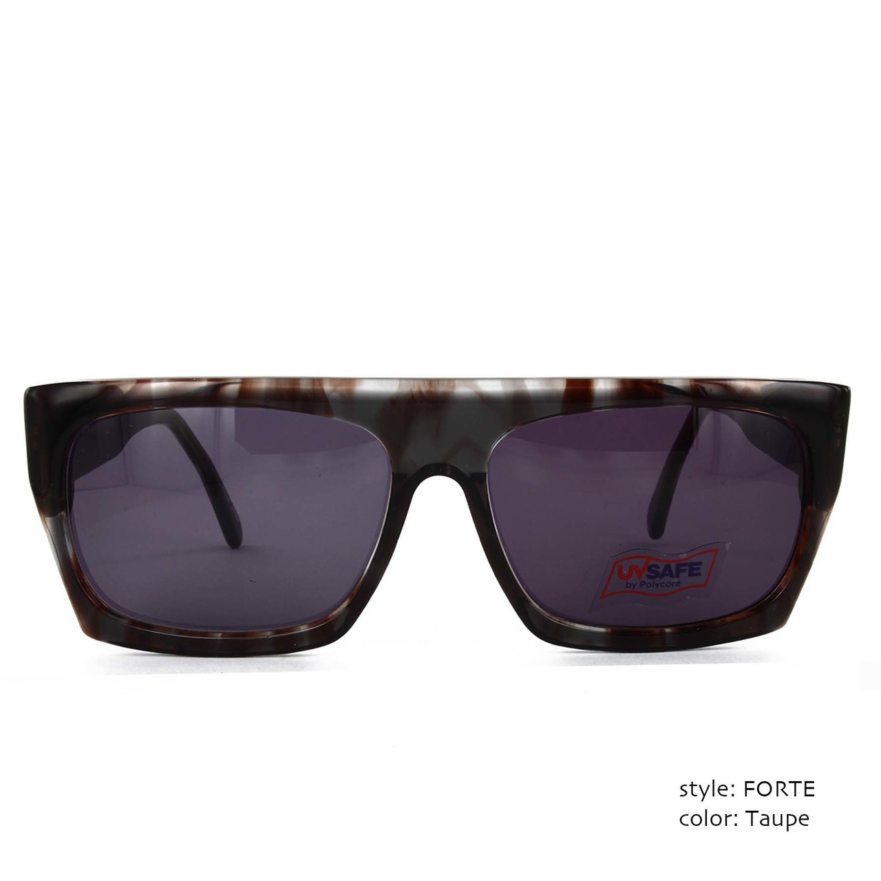 GEEK COUTURE®  Style FORTE Blonde Sunglasses