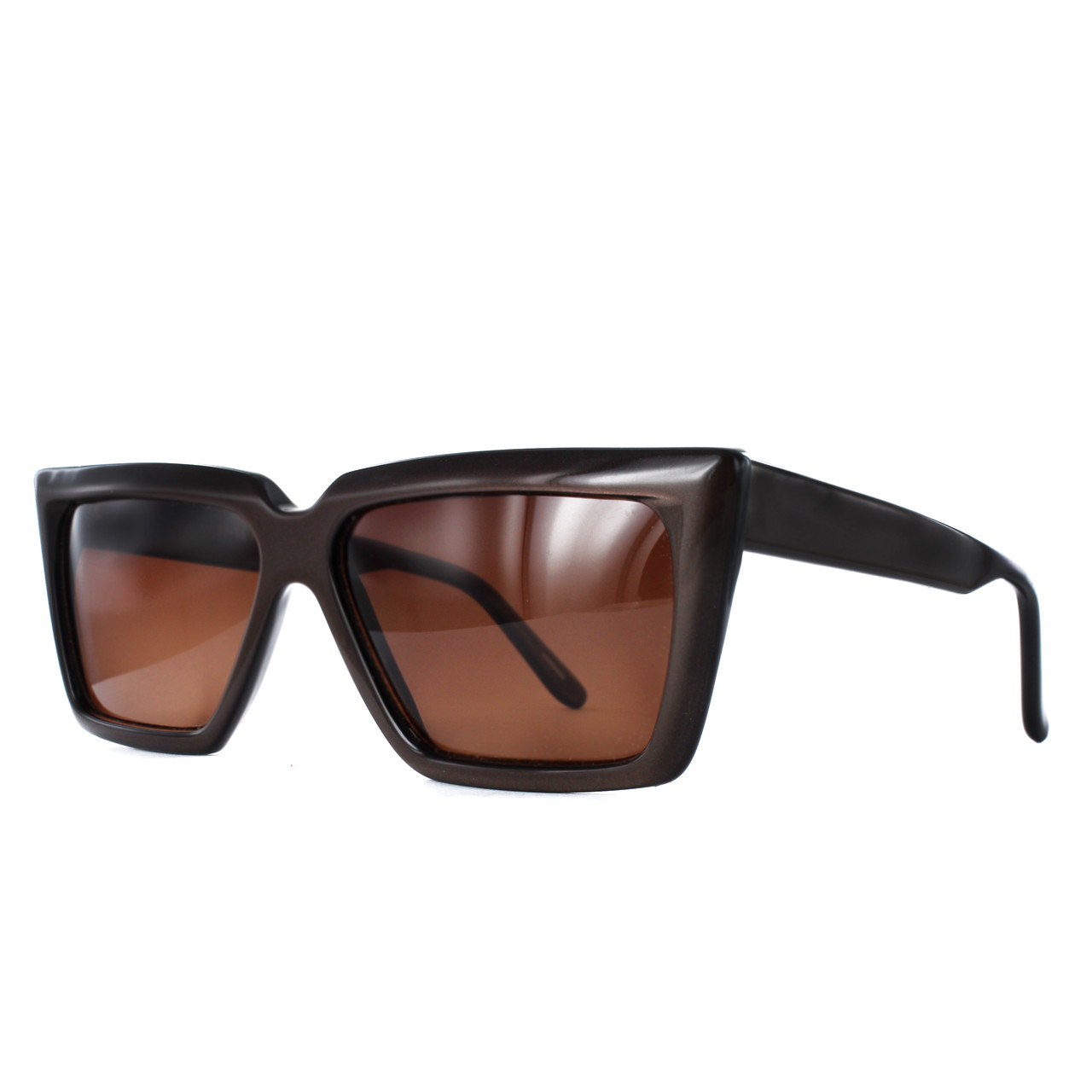 GEEK COUTURE GEEK FONTANA Sunglass in Black