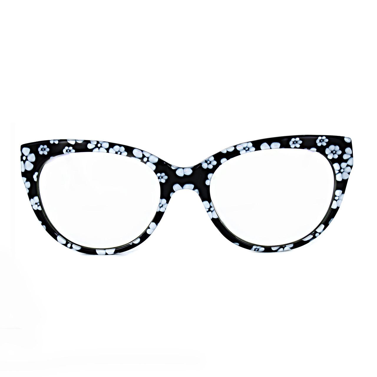 GEEK Couture Style Flower Eyeglasses