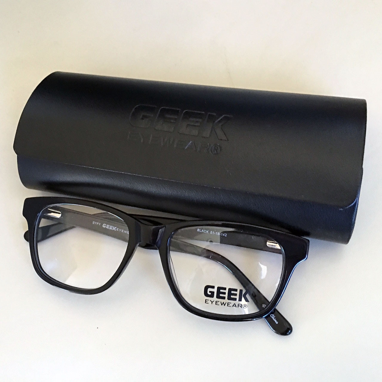 Free Super Geek Case