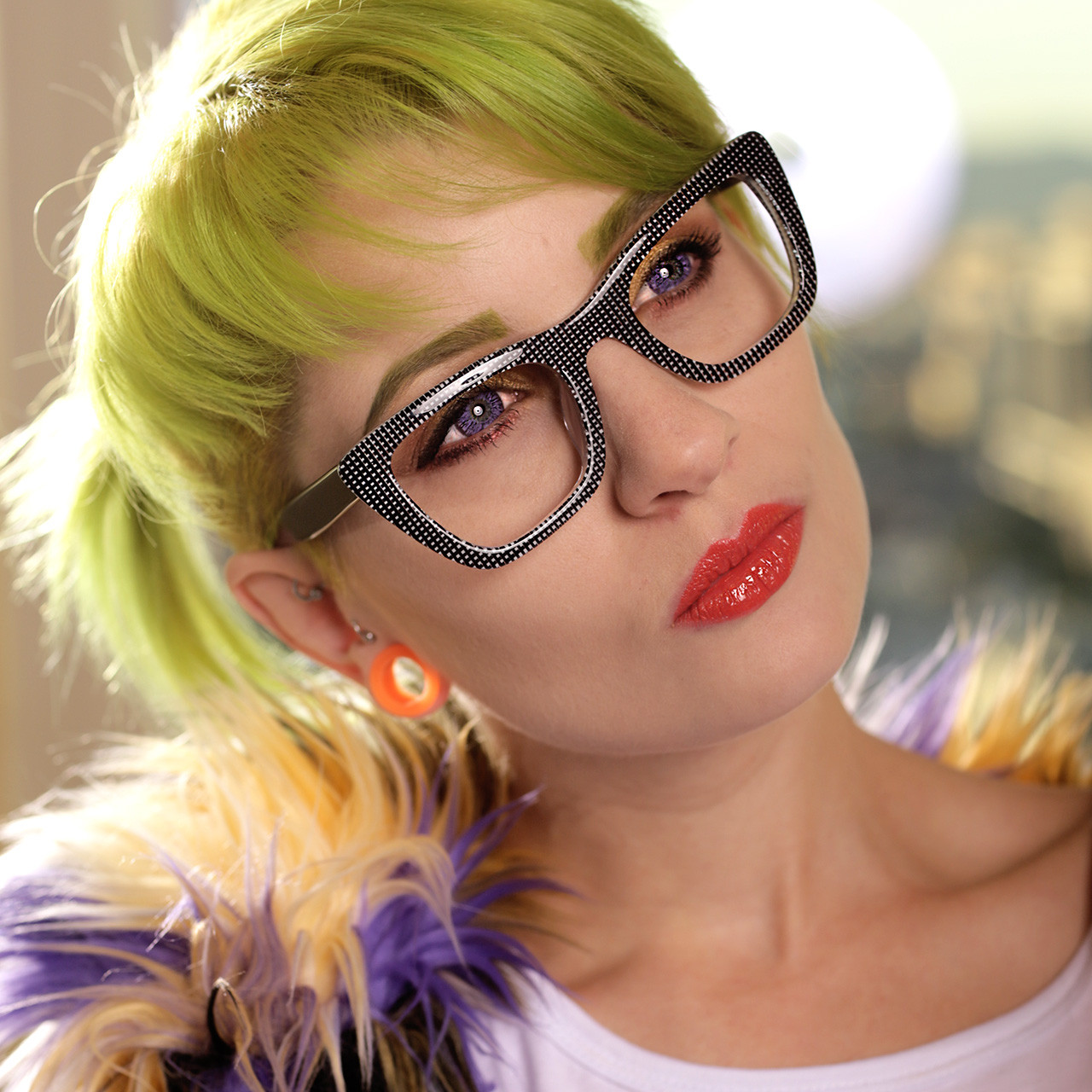 GEEK Couture Style Paris Eyeglasses