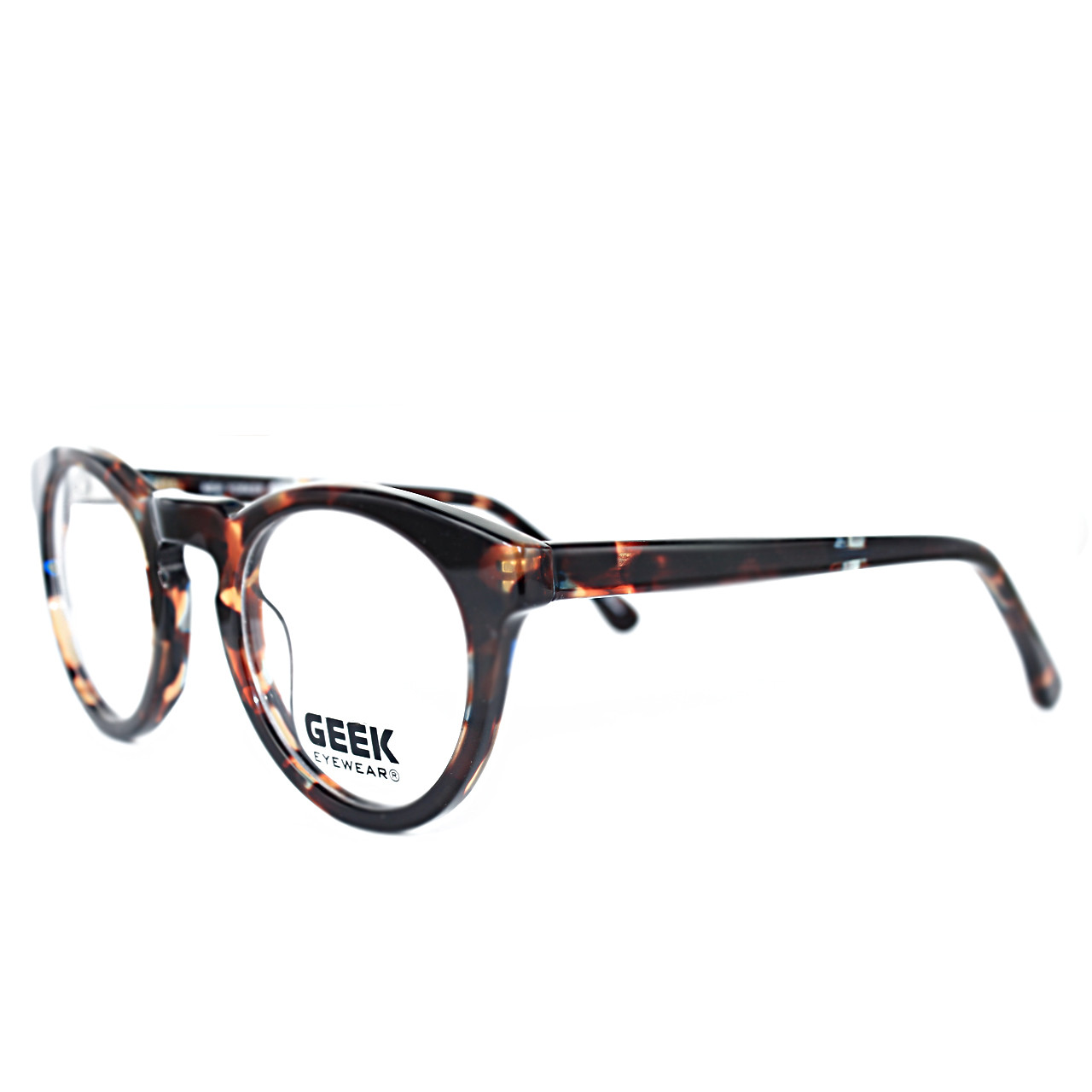 GEEK Eyewear GEEK New Yorker Brown