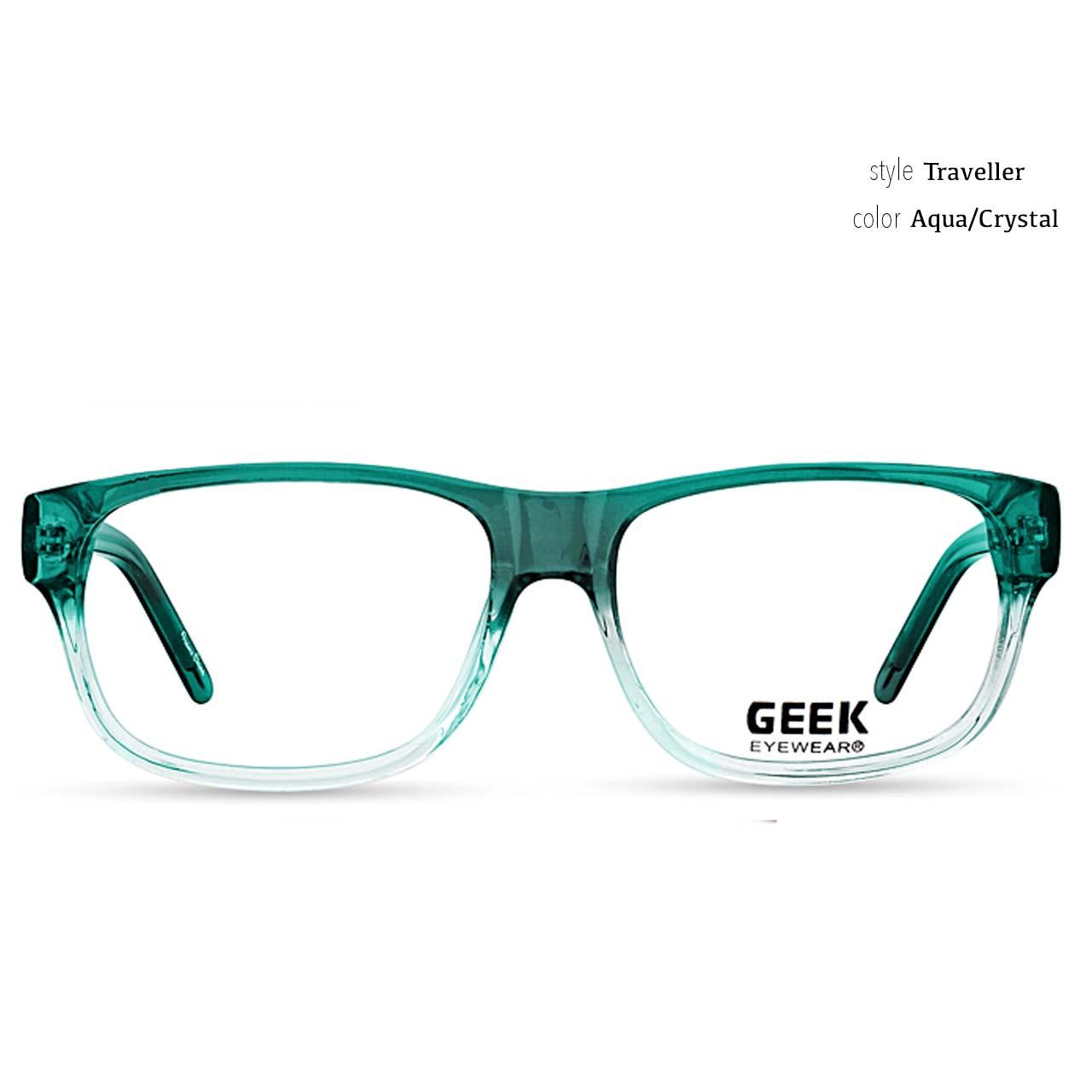 GEEK Eyewear Style Traveller Aqua