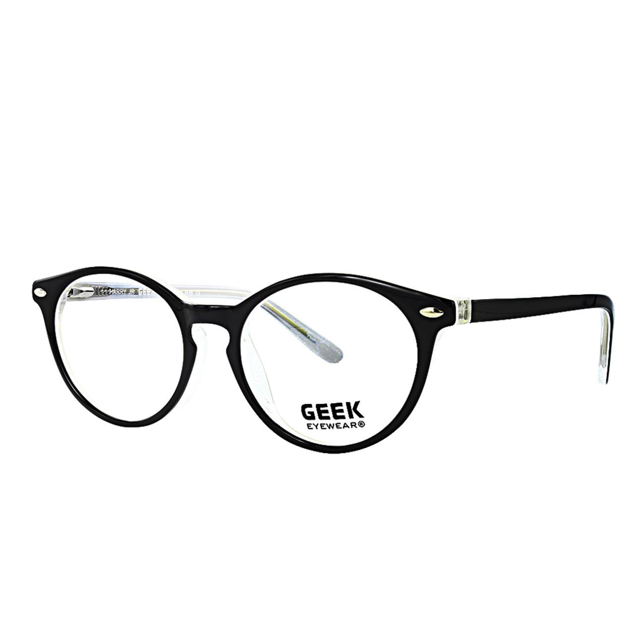 GEEK Eyewear Style HARRY JUNIOR in Black