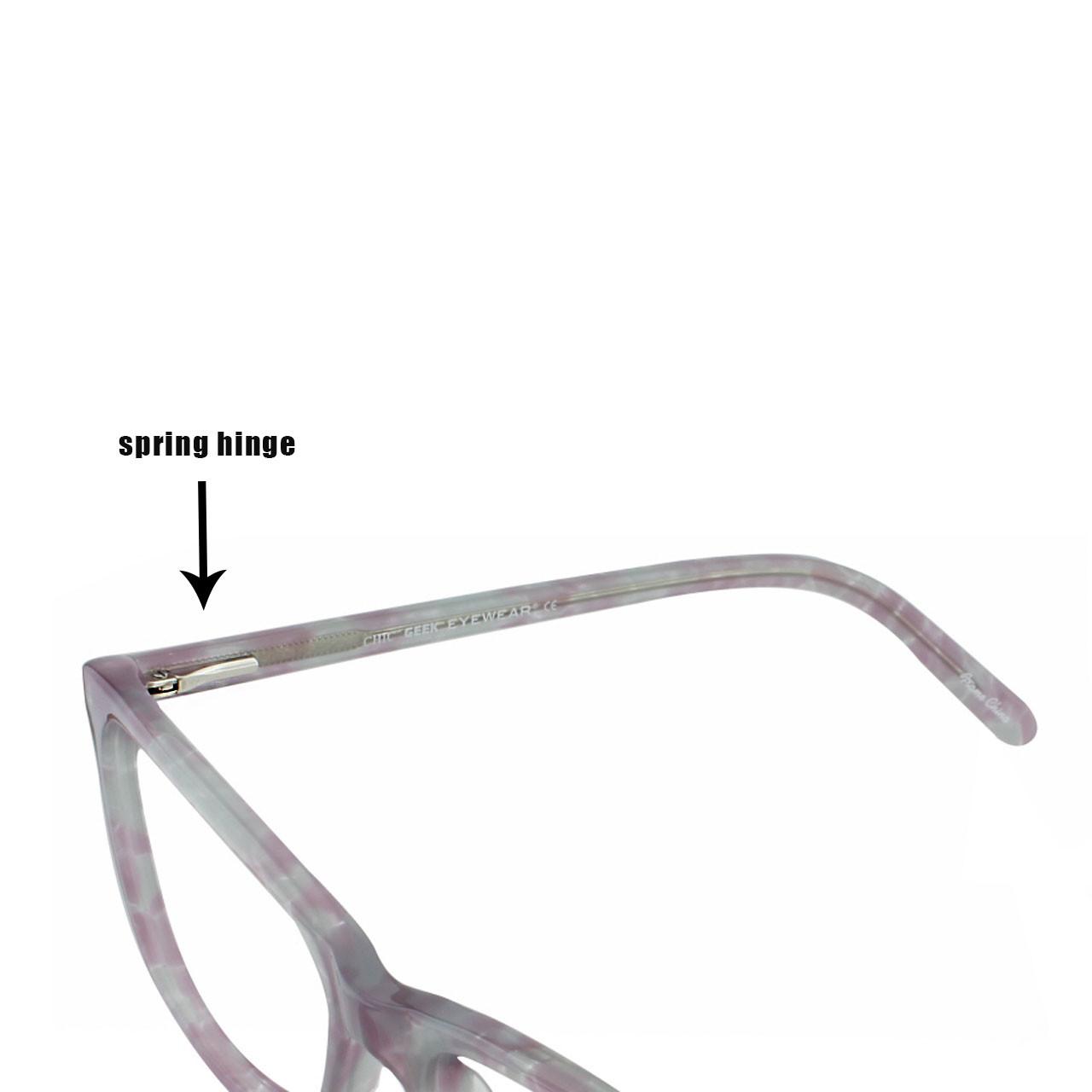 Geek Eyewear Style Geek Chic