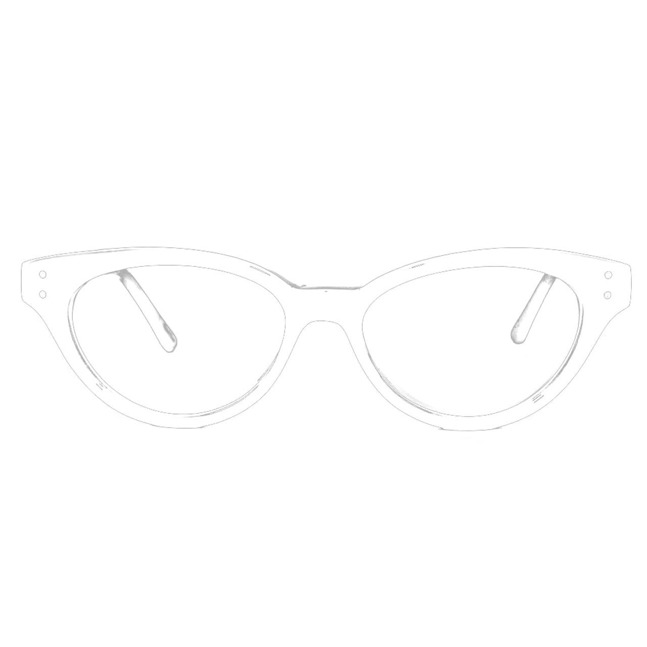 GEEK Eyewear GEEK CAT 03 White