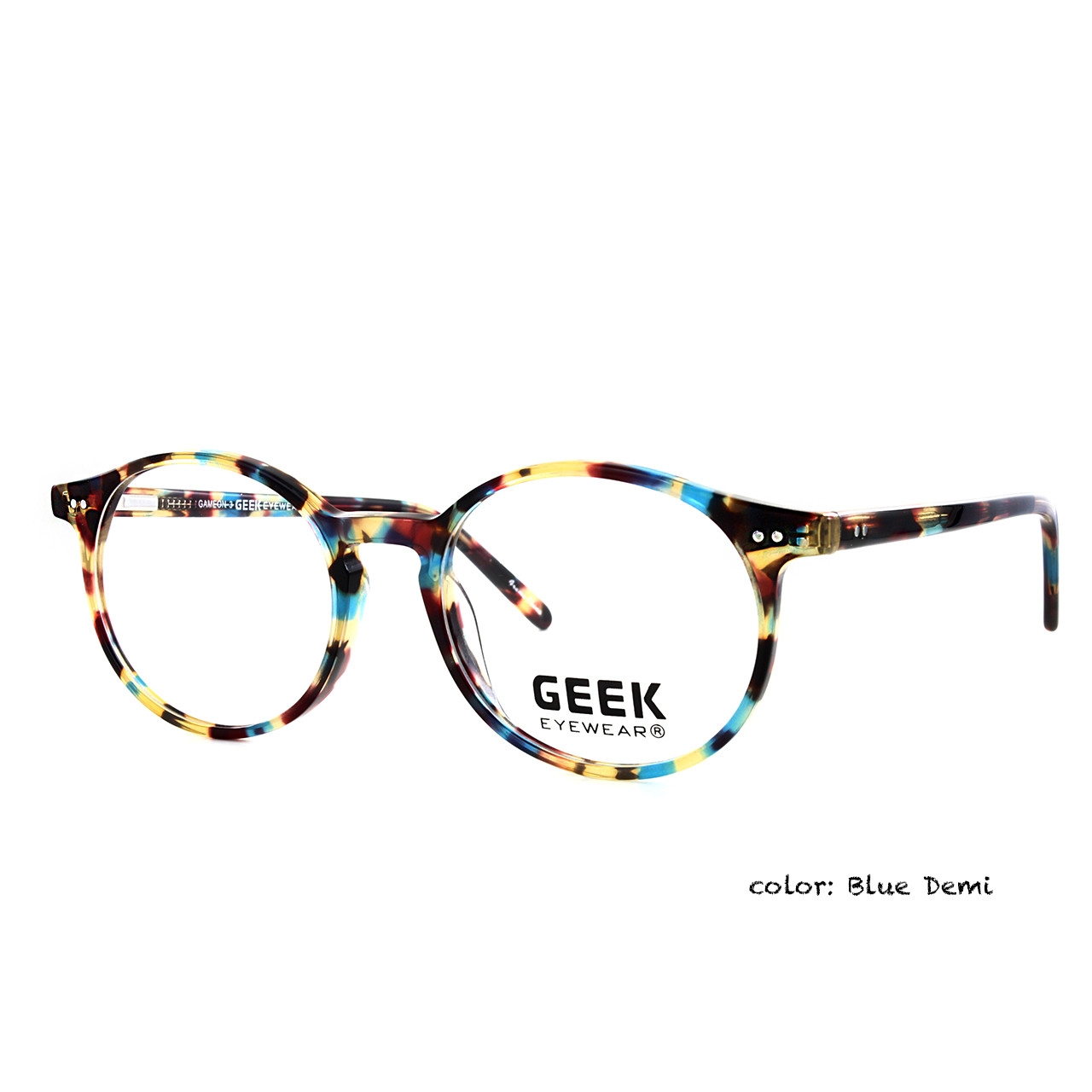 GEEK Eyewear GEEK GAMEON 3 BLUE DEMI