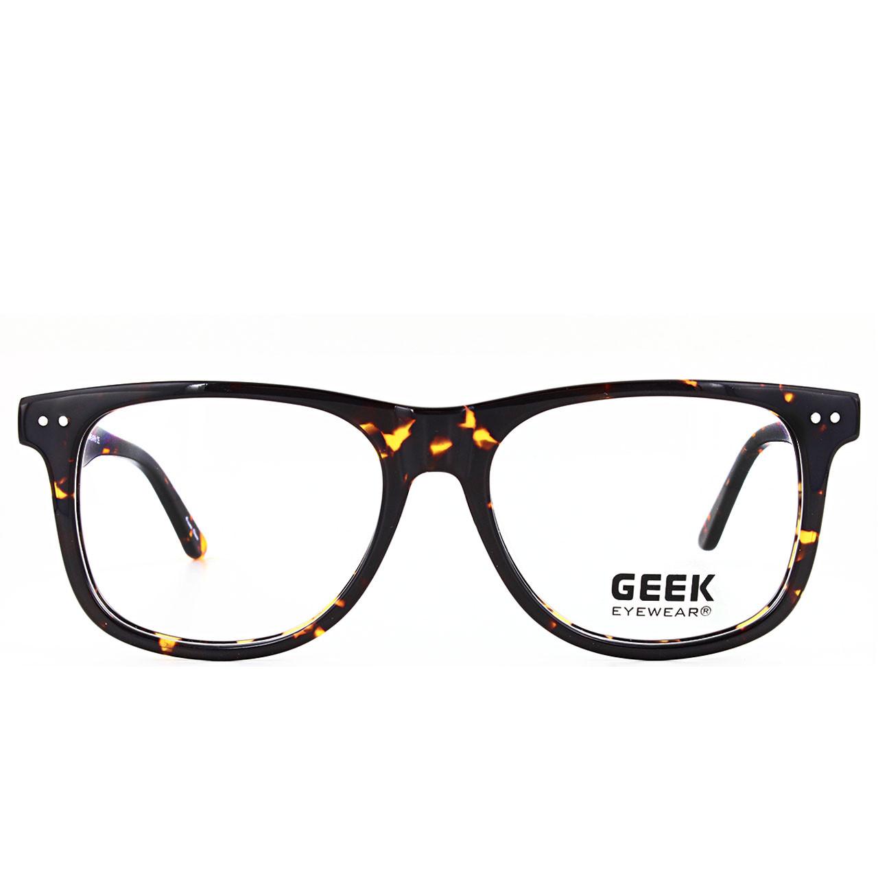 GEEK Eyewear GEEK WAVE Black or Tortoise
