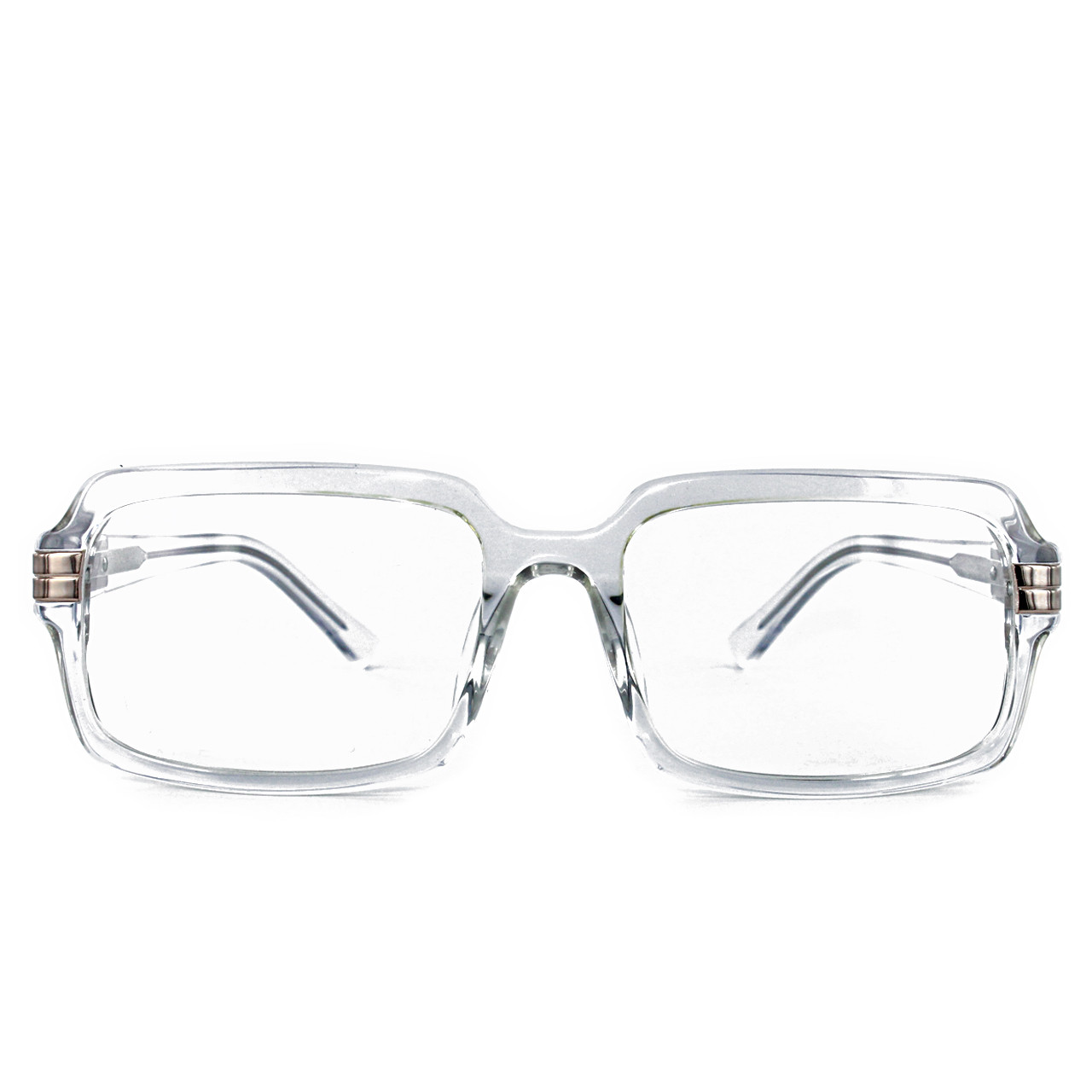 GEEK Eyewear GEEK ROUQ 8 Crystal Clear