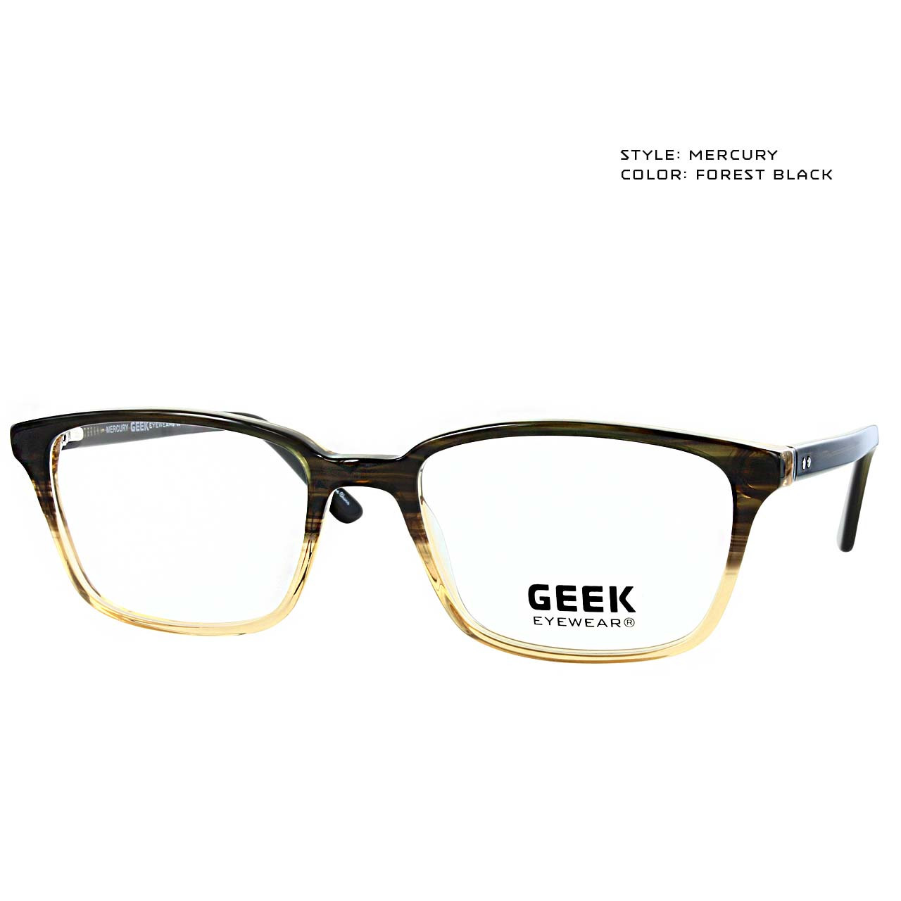 GEEK Eyewear GEEK MERCURY Black-Tortoise