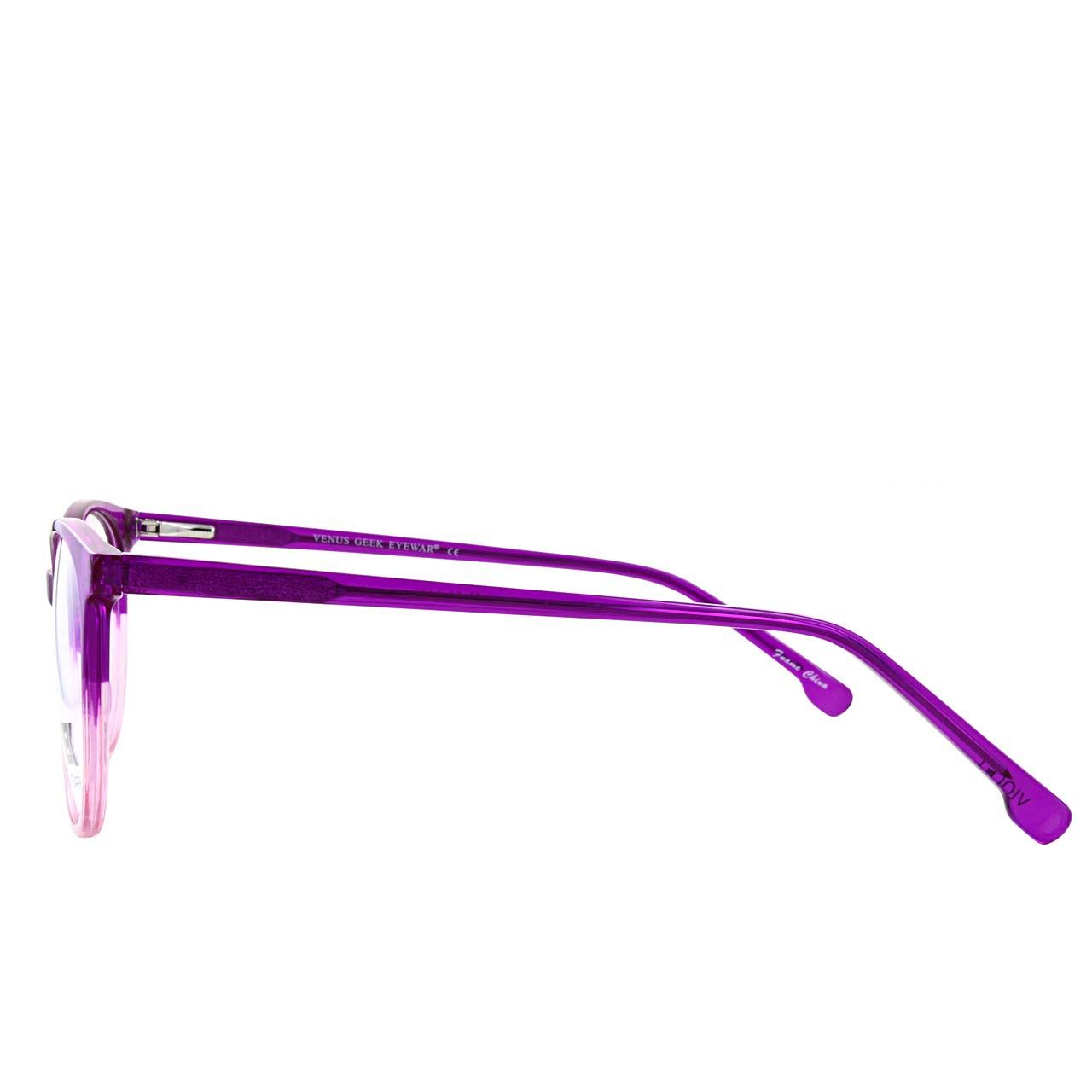 GEEK Eyewear GEEK VENUS Black, Crystal, Violet, Grey, Blue, Tortoise