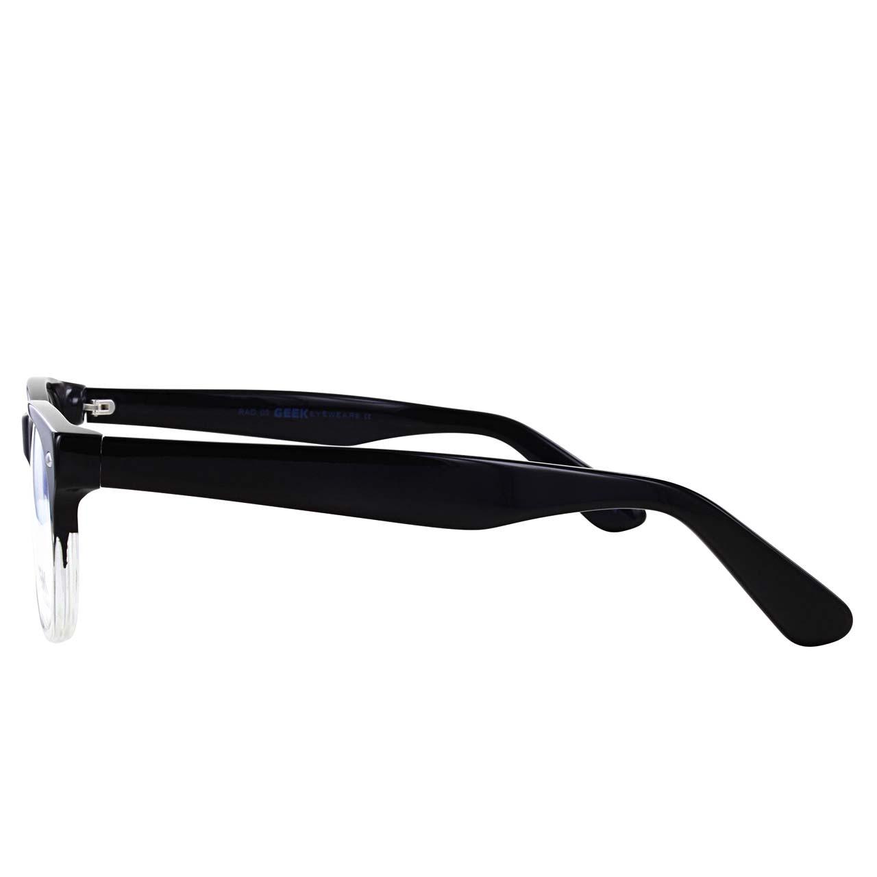 GEEK Eyewear Geek RAD 09 Black Crystal
