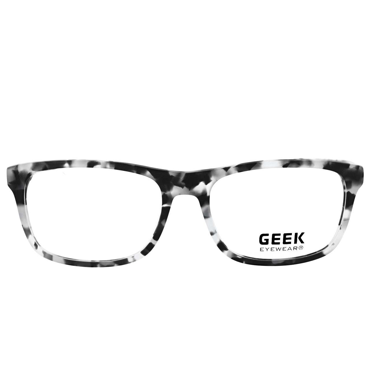 GEEK Eyewear Style Bogey Grey Demi