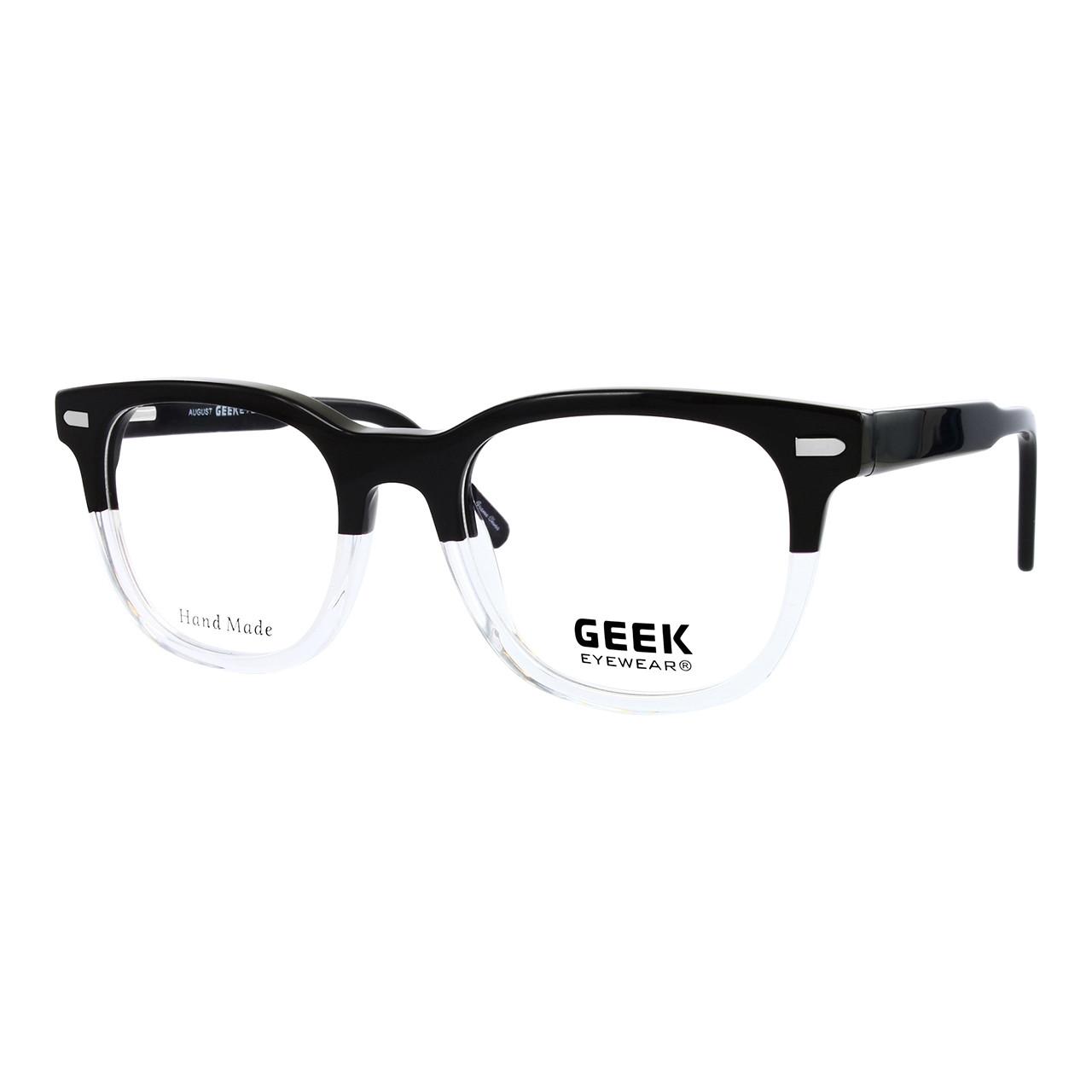 GEEK Eyewear GEEK AUGUST in Black-Crystal