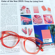 color: Living Coral