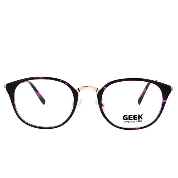 GEEK Eyewear GEEK SATURN Plum Gold
