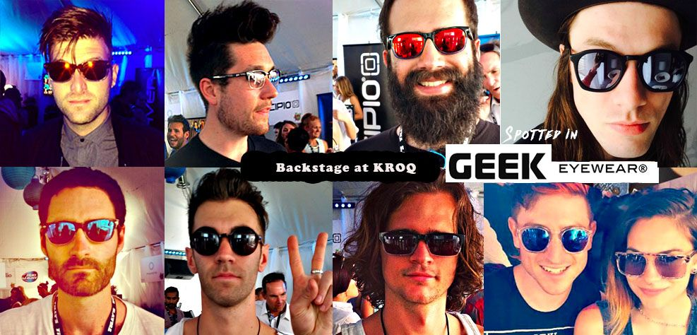 designer eyewear celebrities