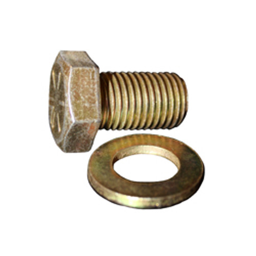 (PE-3/4BW) 3/4-inch Bolt & Washer