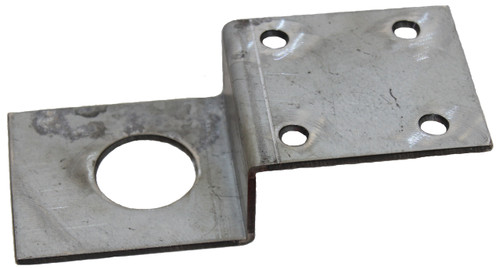 "(PE-Z24) Penetrator ""Z"" bracket for securing horizontal 2x4 lumber"
