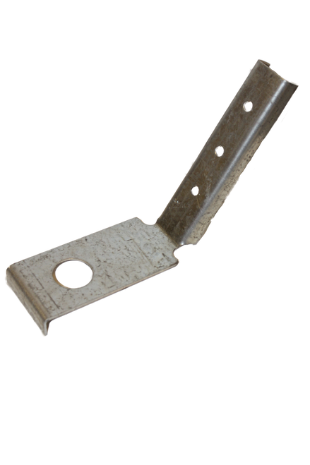 (PE-Swing60) 60-degree angle slant bracket for 2x4, 2x6
